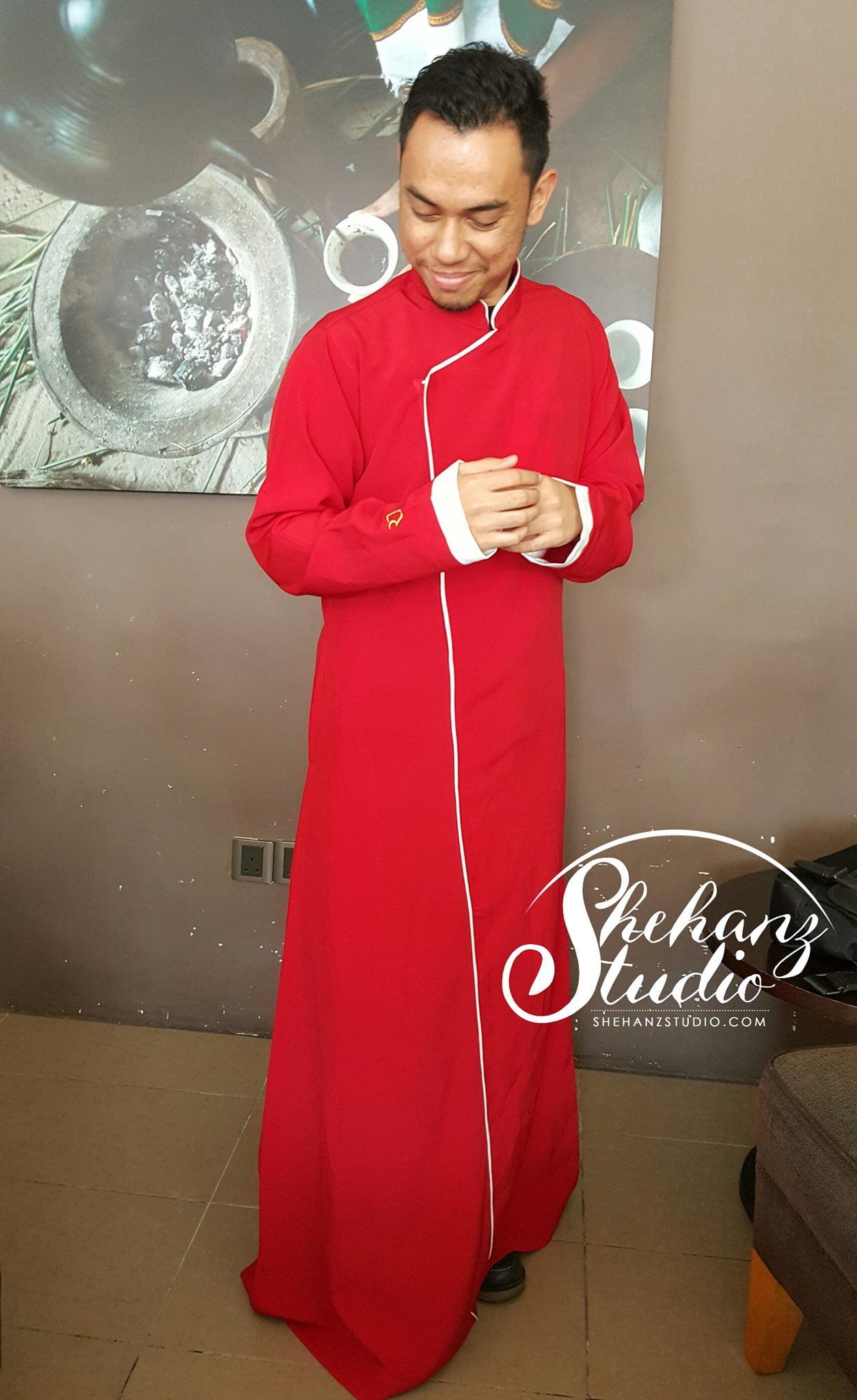 gambar baju raya lelaki 2016 cantik dunia farisya jubah moden gambar di rebanas rebanas. Black Bedroom Furniture Sets. Home Design Ideas