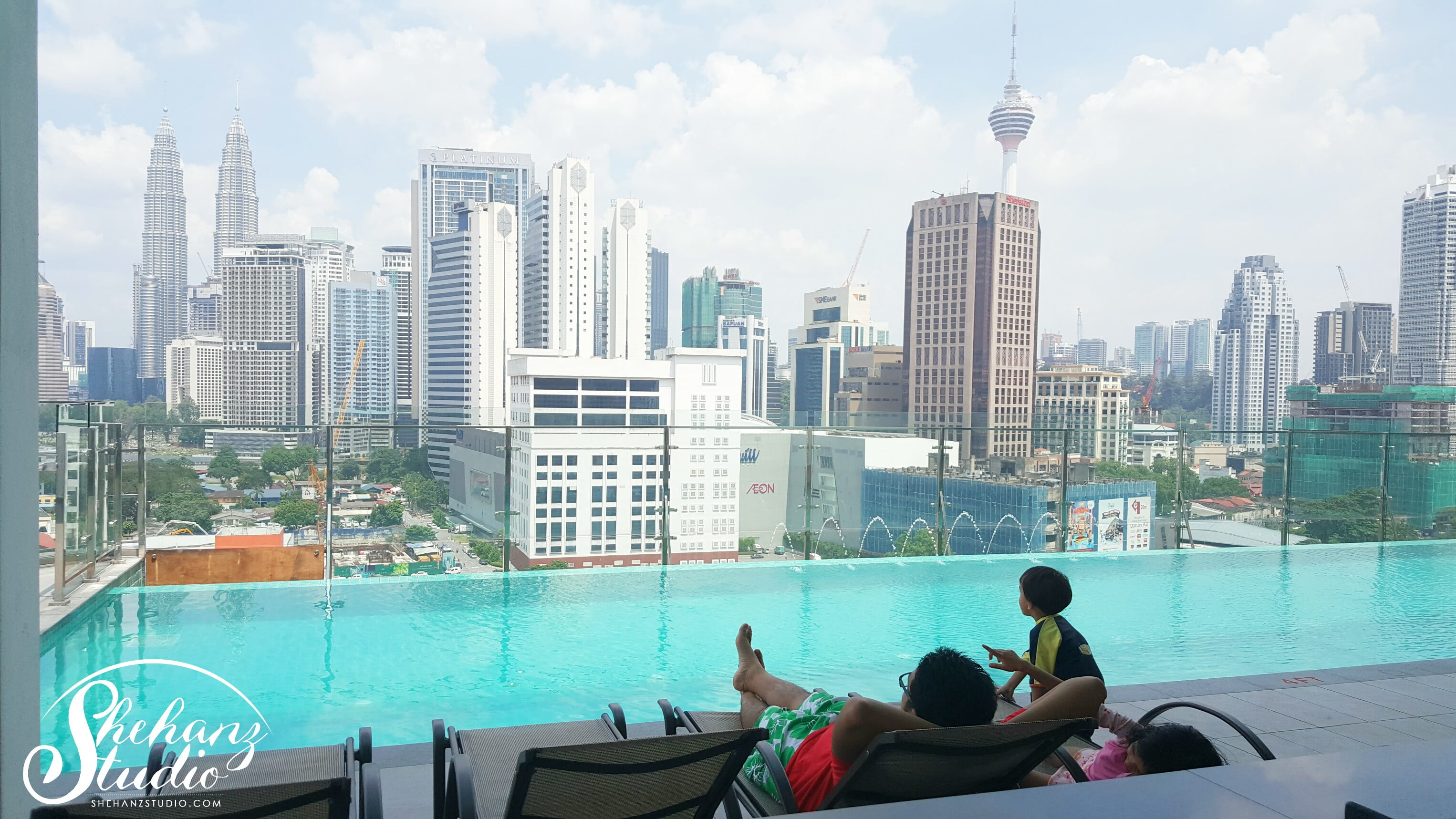 WP HOTEL WITH INFINITY POOL