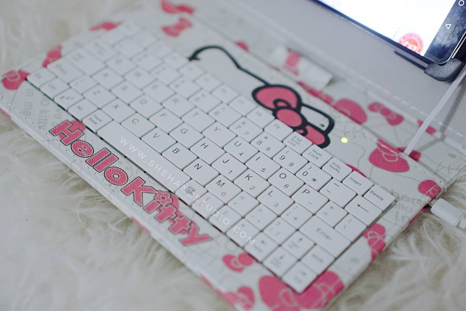 KEYBOARD ANDROID PHONE TEMA HELLO KITTY (7)