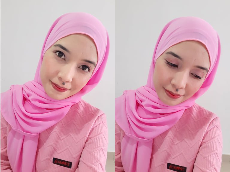 SOFT PINK MAKEUP TUTORIAL WITH ALTHEA MAKEUP BOX (2)