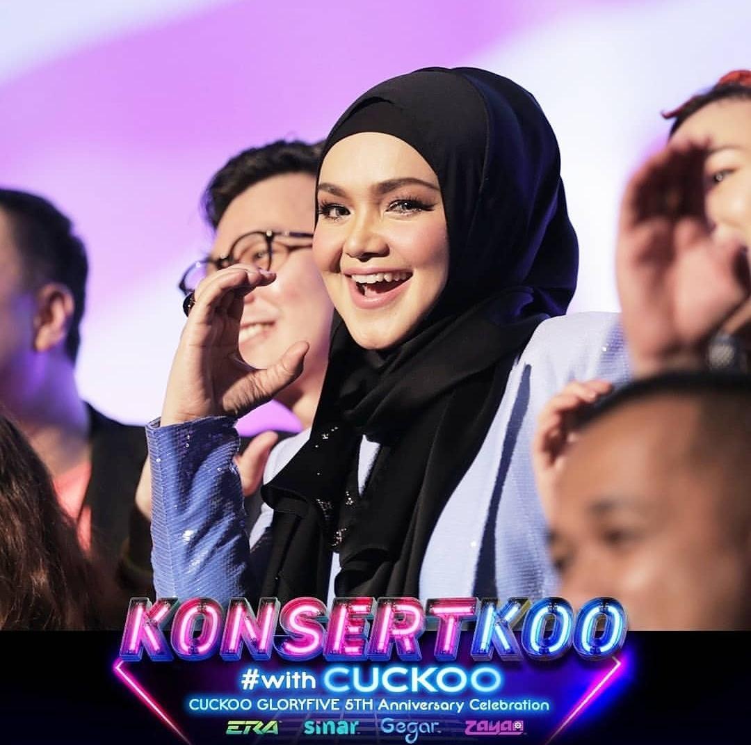 TAHNIAH TOKTI, DUTA CUCKOO 2020 - KonsertKOO #withCUCKOO (1)